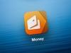 Money App icon on New iPad